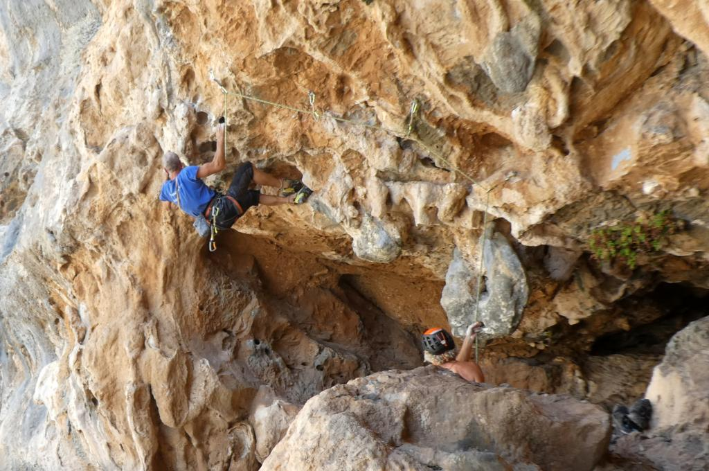 Divine Comedie, Kalymnos Great Canyon